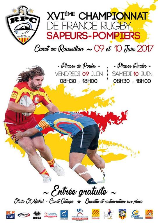 Affiche Officielle - Championnat de France 2017